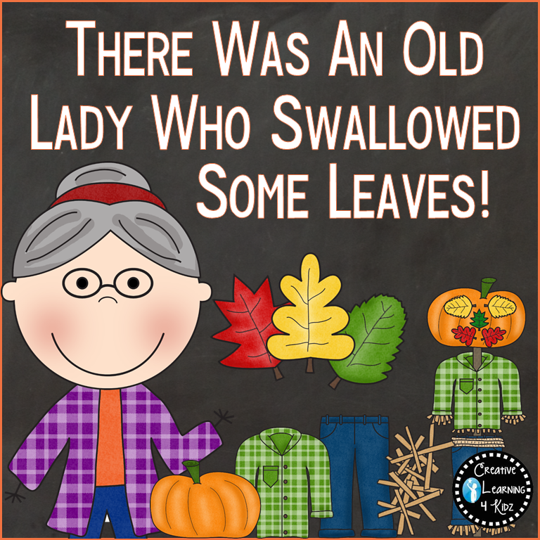 Old Lady Leaves