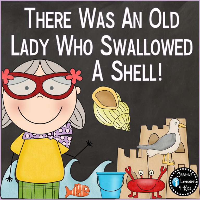 Old Lady Shell