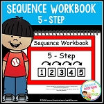 Sequence Workbook 5-Step ~Digital Download~