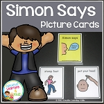 Simon Says Cards ~Digital Download~