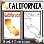 State Book California ~Digital Download~