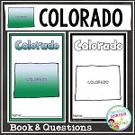 State Book Colorado ~Digital Download~