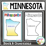 State Book Minnesota ~Digital Download~