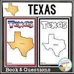 State Book Texas ~Digital Download~
