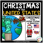 Christmas Around the World:United States Book ~Digital Download~