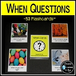 When Question Cards ~Digital Download~