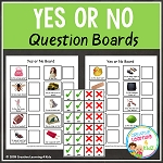 Yes & No Board ~Digital Download~