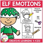 Elf Emotion Cards ~Digital Download~