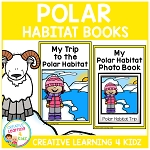 Polar Habitat Books ~Digital Download~