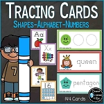 Tracing Cards ~Digital Download~