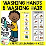 Washing Hair & Washing Hands ~Digital Download~