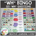 WH Bingo Game ~Digital Download~