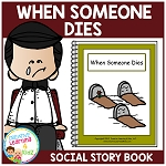 Social Story When Someone Dies ~Digital Download~