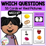 Which Question Cards ~Digital Download~