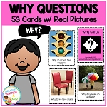 Why Question Cards ~Digital Download~