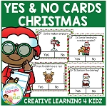 Yes & No Cards: Christmas ~Digital Download~