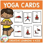 Yoga Cards ~Digital Download~