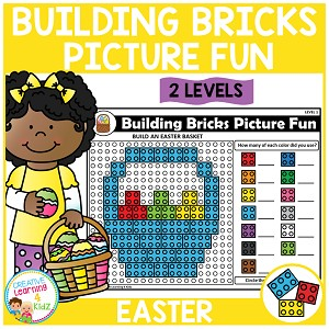 Building Bricks Picture Fun: Easter ~Digital Download~