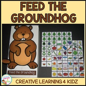 Feed the Groundhog ~Digital Download~
